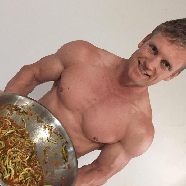massive carb refeed